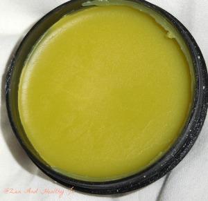 beurre de chanvre